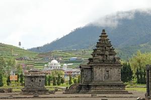 Komplek Candi Arjuna - Dieng (Java - Indonesia)