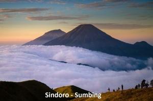 Sindoro-Sumbing 1